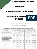 Paascu Evaluative Criteria