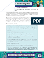 Evidencia 7 Agenda de Trabajo Solucion de Conflictos Para Equipos de Trabajo Interdisciplinarios(1)