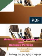 2nd Grading Arts Renaissance