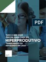 eBook Como Ser Hiperprodutivo Em Casa AP 2019 3