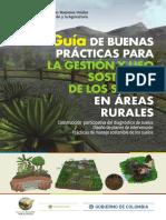 Guia de Buenas Practicas Para La Gestion y Uso Sostenible de Los Suelos en Areas Rurales