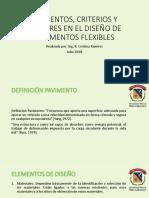 1. Presentación Criterios Diseño Pav 23-07-2018