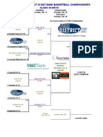 PIAA District-III Class 3A boys basketball 2019 updated brackets