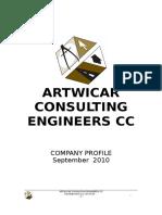 Company Profile Template 400