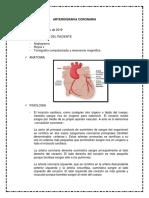 arteriografia coronaria