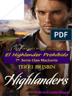 7- El Highlander Prohibido - Terri Brisbin - Clan MacLerie.pdf