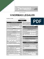 Reglamento Interno de Los Centros de Formacion Militar