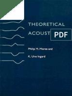 Morse, Ingard - Theoretical Acoustics (1968)