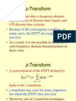 8 Z Transforms
