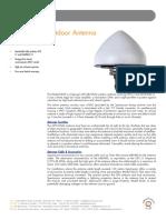 GPS GNSS Outdoor Antenna