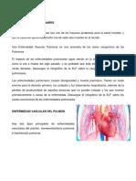 Enfermedad Vascular de Pulmon