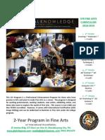 2FA Brochure w Curriculum