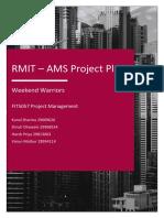 Report Project Management