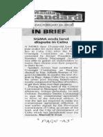 Manila Standard, Feb. 20, 2019, SGMA ends land dispute in Cebu.pdf