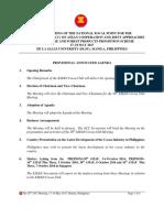 Annex 5 - Provisional Anotated Agenda