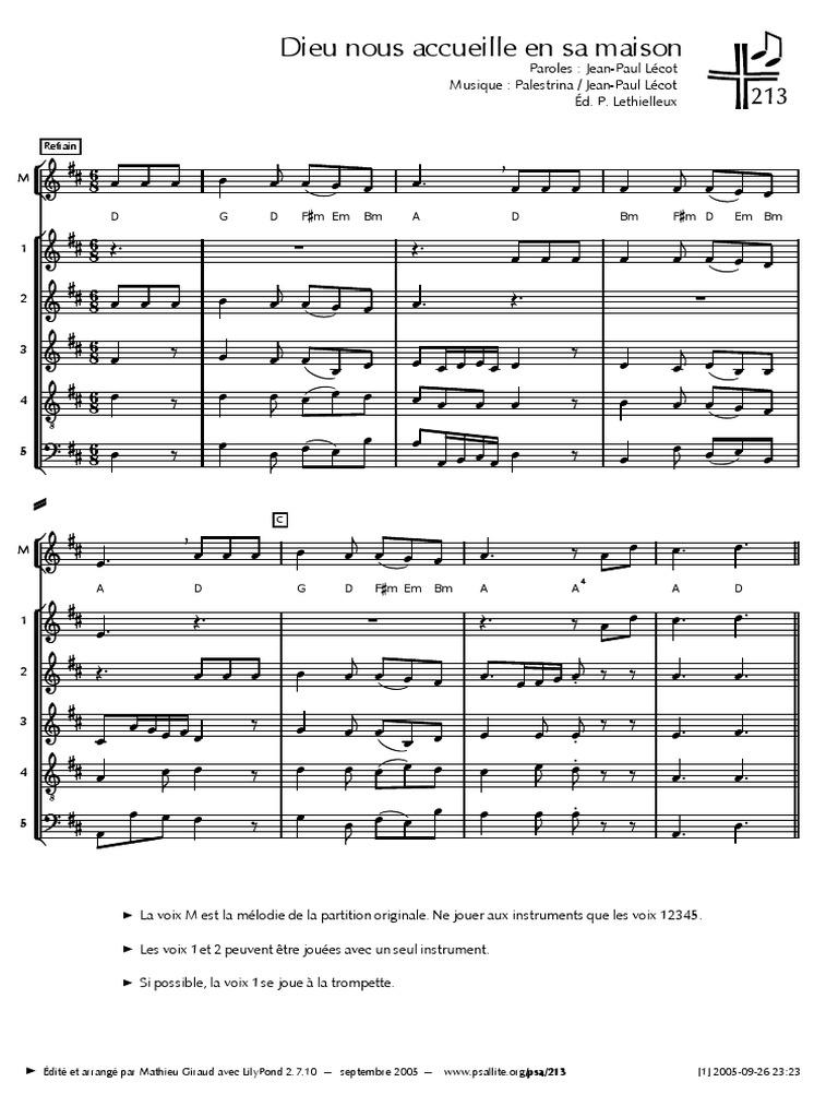 Dieu nous accueille en sa maison.pdf  Musique classique