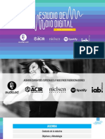 IAB Estudio de Audio Digital 2017 Adult Millennials v Prensa 2