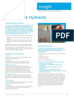 Private Fire Hydrant