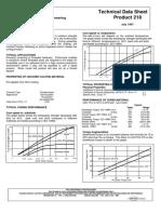 Dri Loc 218 Data Sheet