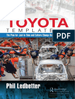 Phillip Ledbetter - The Toyota Template_ the Plan for Just-In-Time and Culture Change Beyond Lean Tools-Productivity Press_Taylor and Francis (2018)