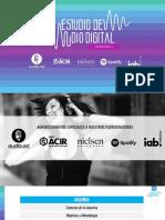IAB Estudio de Audio Digital 2017 Generación X v Prensa 1