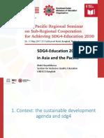 SDG Education 2030