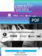 IAB Estudio de Audio Digital 2017 Young Millennials y Gen Z v Prensa 5