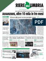 Rassegna stampa anche video Umbria e nazionale del 20 febbraio 2019