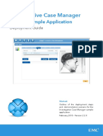 XCP 2.2 Sample Application - ICM 2.2.0