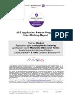 Mediatrix 4102-Alcatel Oxo