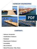 Ports & Harbour Engineering- 1- Harbours & Natural Phenomena