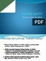 Management Patient Safety 2