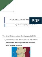1. KULIAH VERTIKAL DIMENSI OKLUSI - DS.pptx