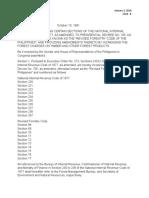 Laws Regarding Timber