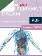 Buku Saku Jaga IPD Formasi 2018