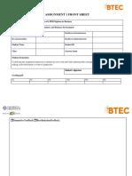 1 485 Frontsheet Assingment 1
