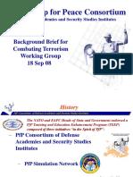 18 Sep 0920 Bigo PfPC Briefing for CT WG
