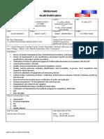 Audit Notification- COOPER