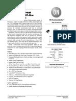 NCP1251 Datasheet