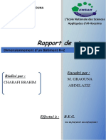 Rapport de Bâtiment R+2