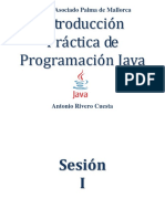 1 Java Sesion 1 Introduccion