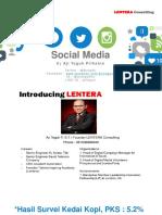 Social Media - Landscape & Principles