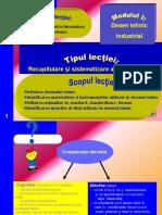 Structura Si Projectarea Tricoturilor