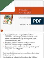 12. Resistensi Antibiotik