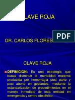 7 Complicaciones Obstetricas Clave Roja DrFlores 110812