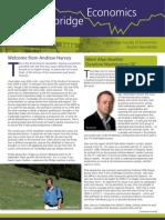 Cambridge Economics Issue 3 2010