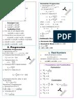 10th Formulas