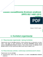 SRPS ISO 14001-2015