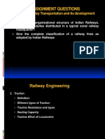 Railway Engineering 2a Traction