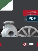 EFAFLU Transformer pumps and fans